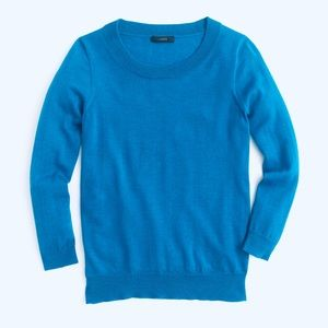 J. crew 100% Merino Wool Tippi Sweater Size S